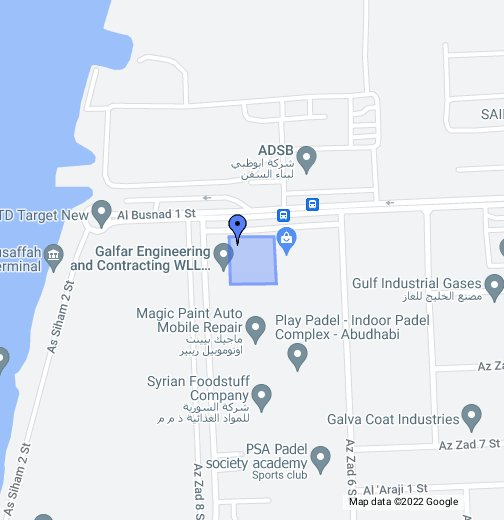 Galfar Engineering and Contracting WLL - Google My Maps