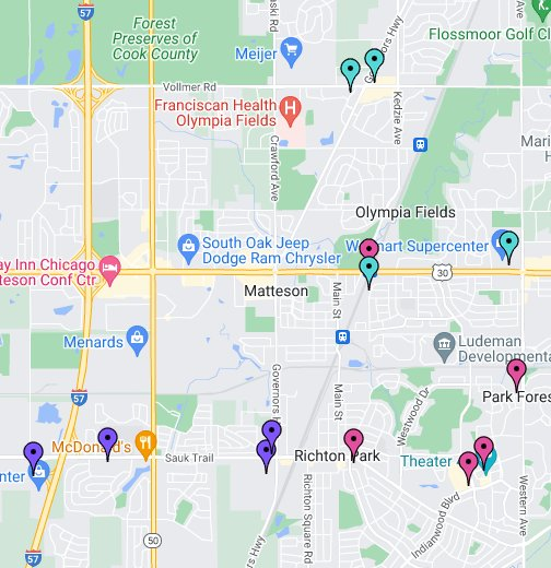 Chicago's South Suburbs - Available Sites - Google My Maps on cook county map, chicago county map, great lakes megalopolis, chicago regions map, west suburban map, metro detroit, dallas/fort worth metroplex, lake county, chicago loop, chicago area map, dekalb county, atlanta metropolitan area, chicago pollution map, chicago restaurants map, cook county, dupage county map, delaware valley, chicago illinois, chicago construction map, chicago crime map, lake county map, naperville map, chicago inner city map, will county, chicago loop map, new york metropolitan area, dupage county, chicagoland map, oak park, chicago church map, aurora map, illinois map, chicago economy map, greater houston,