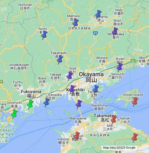 和歌山県地上デジタル中継局
