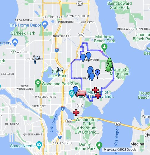 North Seattle Eruv