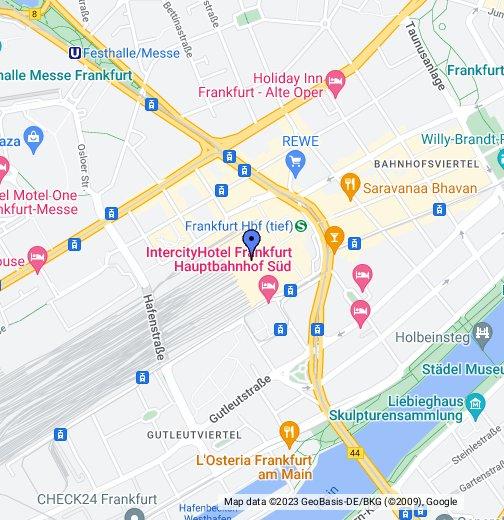 frankfurt hauptbahnhof google my maps. Black Bedroom Furniture Sets. Home Design Ideas