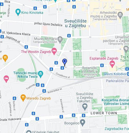 Ta Na D O O Google My Maps