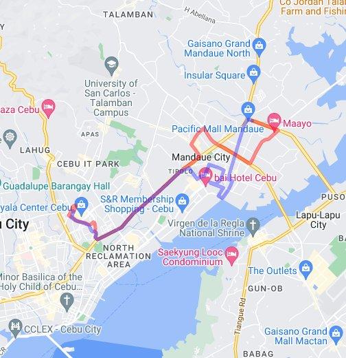 Cebu Jeepney Route No 20B Even