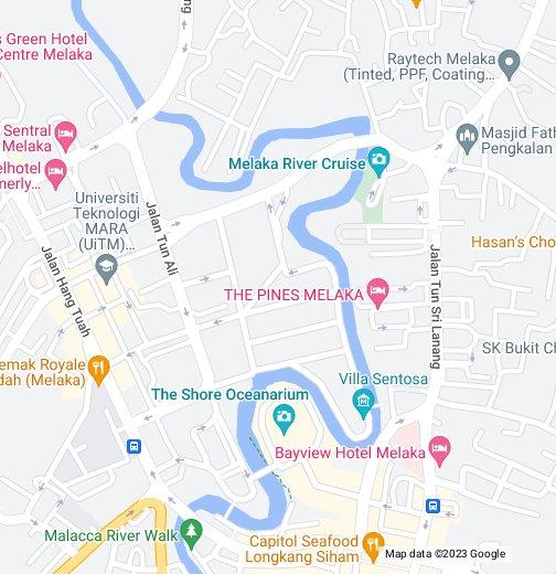 Malacca, Malaysia - Google My Maps