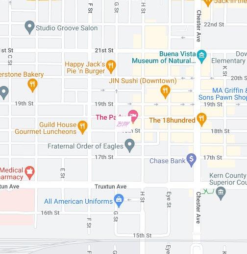 Basenjimom's Office - Google My Maps