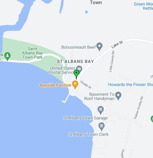 St. Albans Town, Vermont - Google My Maps
