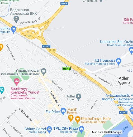 Sochi Russia Cartina.Sochi Russia Google My Maps