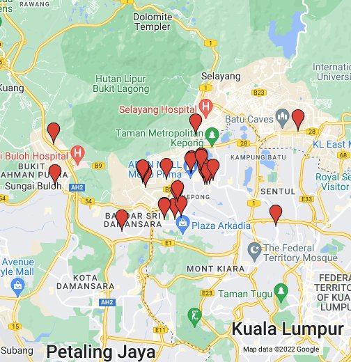 1kepong restaurant google my maps gumiabroncs Gallery