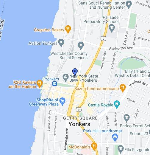 Yonkers Ny Map Yonkers, NY   Google My Maps