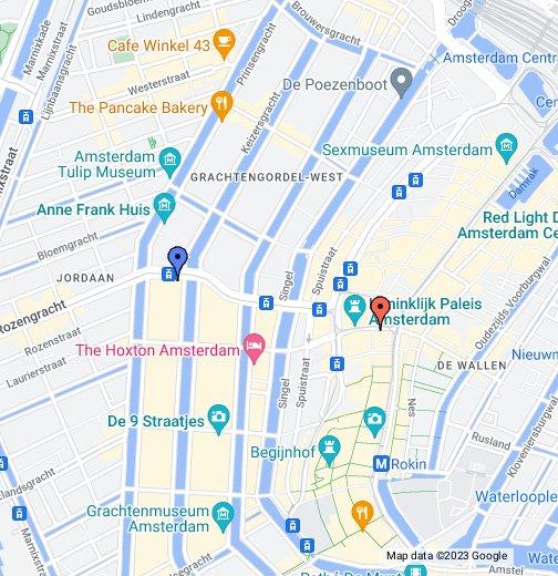 Westermarkt, Amsterdam - Google My Maps on berlin map, israel map, holland map, stockholm on map, belgium map, copenhagen map, rotterdam map, hamburg map, moscow map, madrid map, athens map, budapest on map, denmark map, edinburgh map, the netherlands map, constantinople map, europe map, leiden map, kinderdijk map, world map,