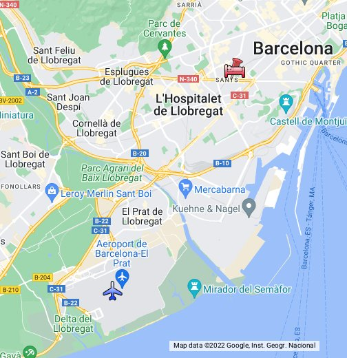 Map Of Spain Google.Beautiful Google Maps Barcelona Pictures Printable Map New