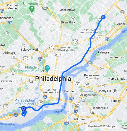 Philly airport map philly train map philadelphia public philly airport map google map philadelphia airport the best airport in the whole world gumiabroncs Gallery