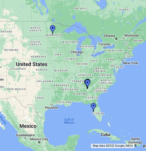 Map: Dirty South 1102 - Google My Maps on russia map, georgia state map, georgia road map, piedmont of georgia map, ukraine map, armenia map, kazakhstan map, athens georgia map, city of tbilisi georgia map, georgia europe map, georgia topographic map, azerbaijan map, soviet georgia map, oman map, bulgaria map, georgia country map, georgia regions map, georgia street map, kyrgyzstan map, israel map,