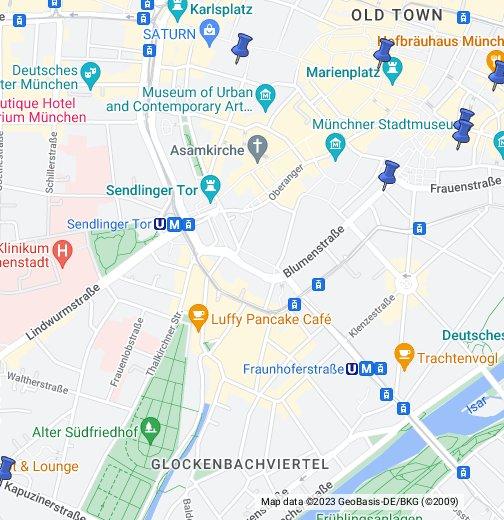 minhen mapa Minhen   Google My Maps minhen mapa