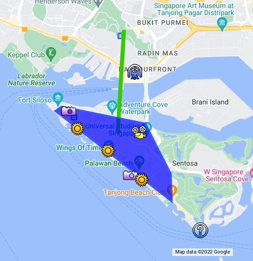 Sentosa island google my maps gumiabroncs Gallery
