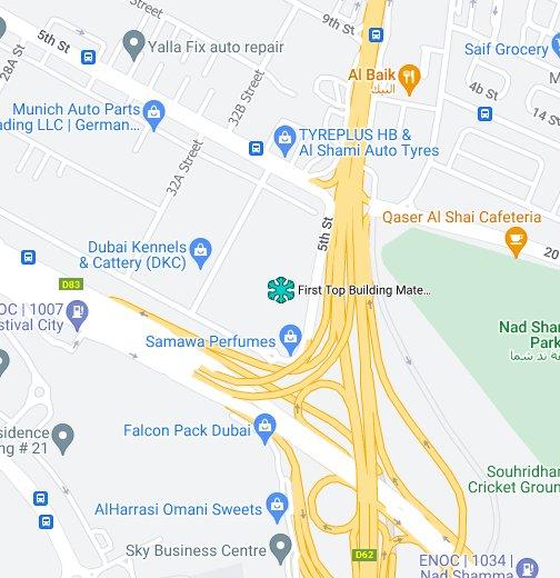 Location Map - Us embassy manila map