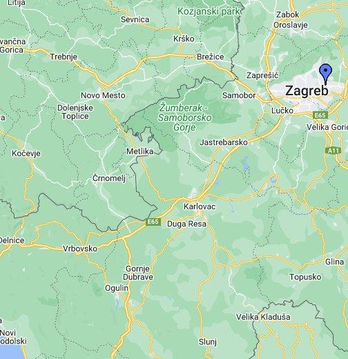 Cosmoped Google My Maps