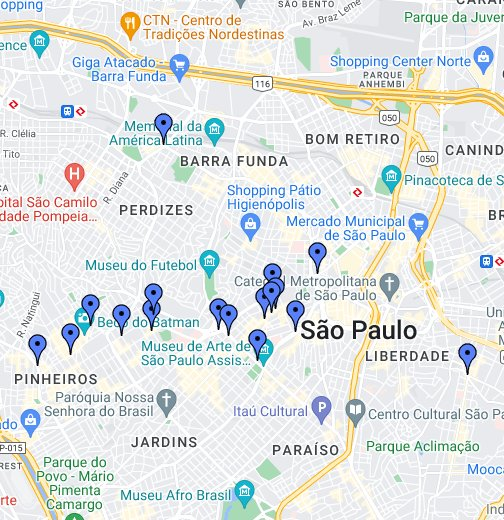 Space Invaders em São Paulo