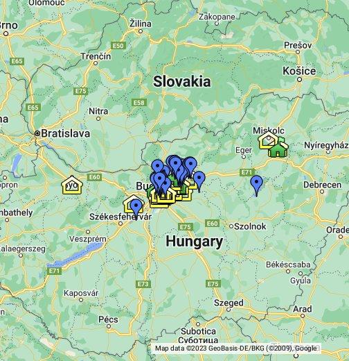 debrecen bercsényi utca térkép Pócsi P. Zoltán e.v. – Google Saját térképek debrecen bercsényi utca térkép