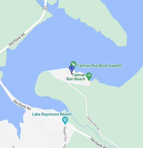 Raystown Lake - Google My Maps