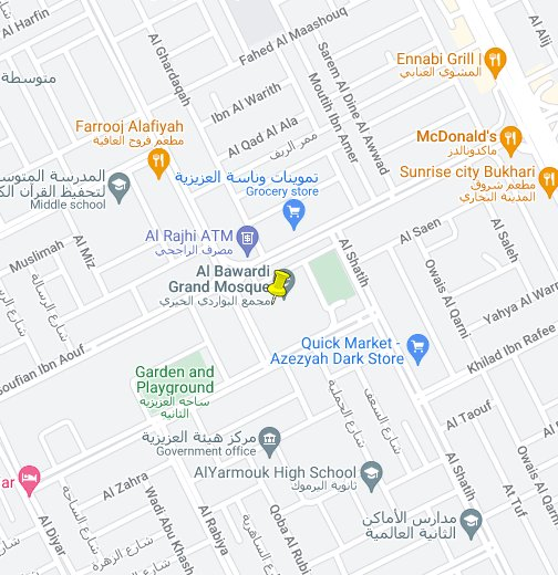 Jame3 Al Bwardi Google My Maps