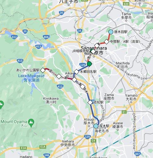 小田急 多摩 線 延伸