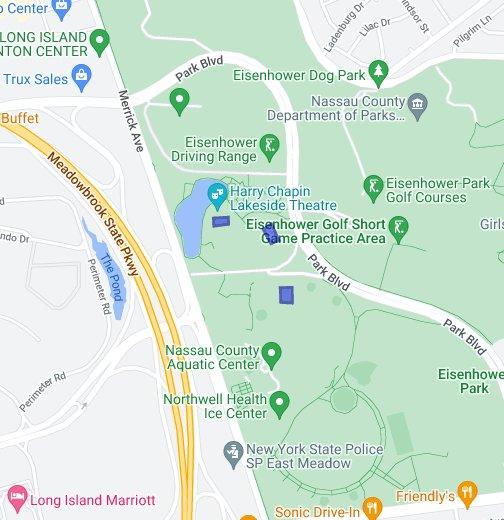 Eisenhower Park Map Eisenhower Park   Google My Maps