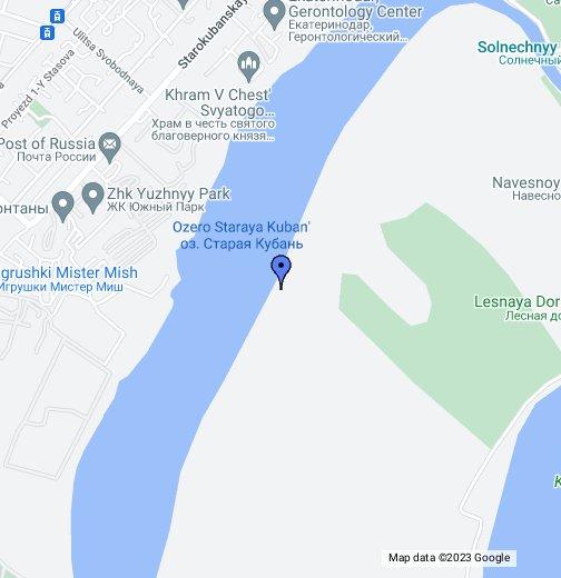 Staraya Kuban Lake, Krasnodar, Russia - Google My Maps on moscow russia map google, kazan russia map google, sochi russia map google, perm russia map google,
