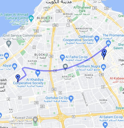 Kuwait City - Google My Maps on cairo map google earth, qatar map google earth, phnom penh map google earth, khartoum map google earth, maldives map google earth, manila map google earth, abu dhabi map google earth, mauritius map google earth, jeddah map google earth, dubai map google earth, juba map google earth,