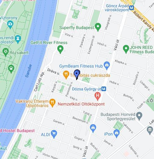 budapest dráva utca térkép Tóth & T Kft. – Google Saját térképek budapest dráva utca térkép