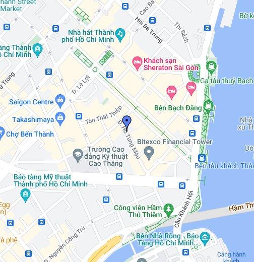 Cafe De Paris Google My Maps