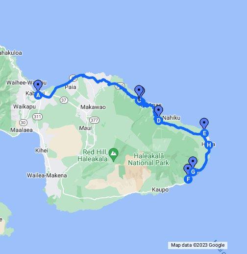 Hana highway maui hi google my maps thecheapjerseys Choice Image