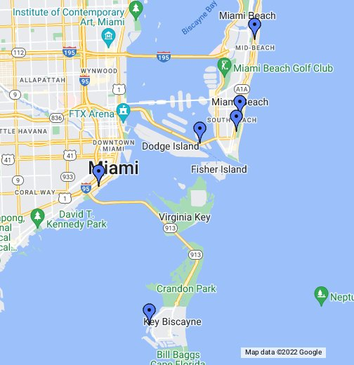 Scarface locations. Pt. 1. Miami