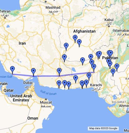 Sui, Balochistan, Pakistan - Google My Maps
