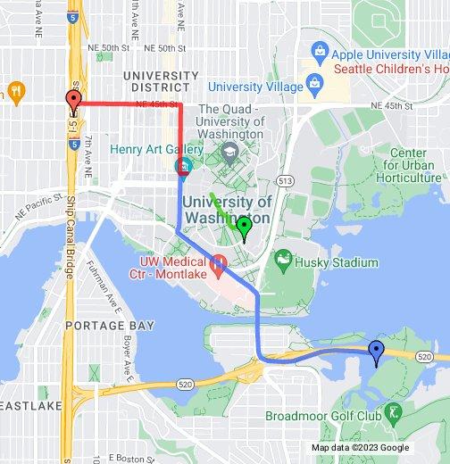 Trader Joe\'s Map UW CSE at the Paul G. Allen Center   Google My Maps Trader Joe\'s Map