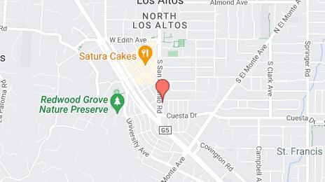 Los Altos and Lost Altos Hills, CA Homes For Sale