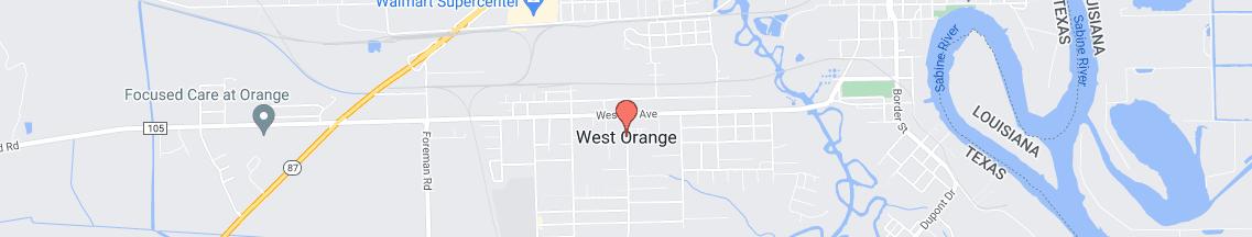 West Orange, Texas