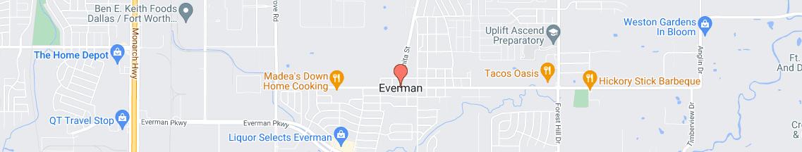 Everman, Texas