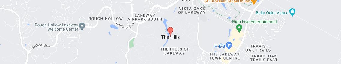 The Hills, Texas