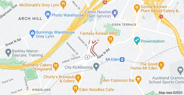 Location of Minnie Street