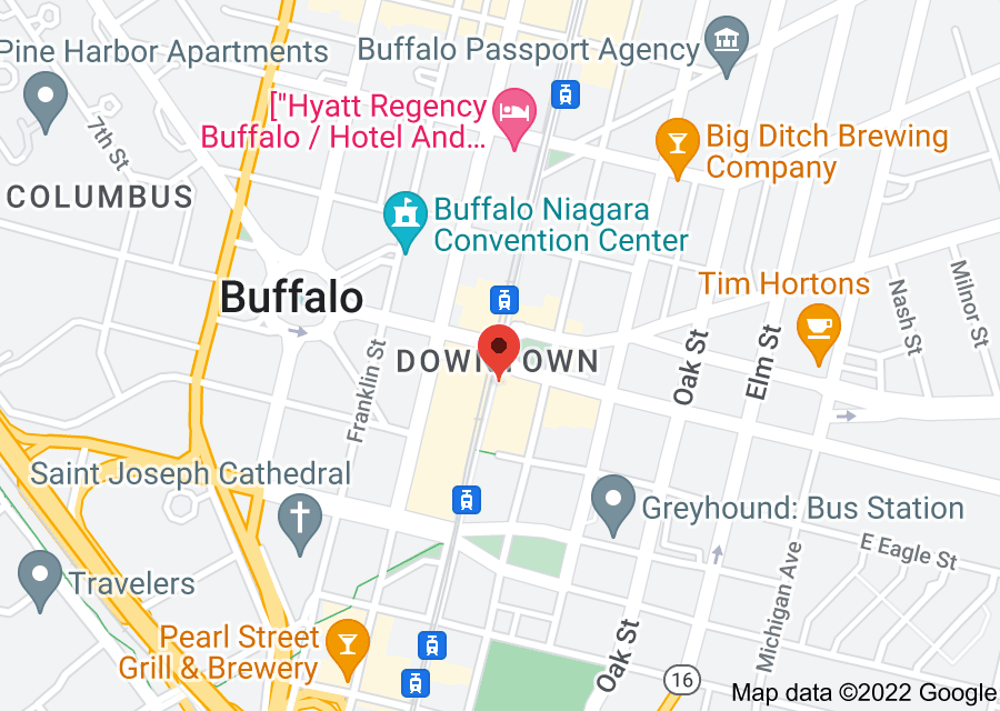 Location of Frizlen Group Architects