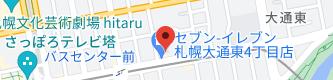 ゴールデンゲートクリニックの地図