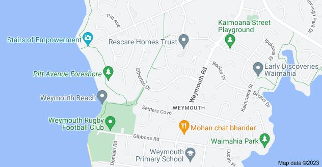 Location of Reyland Close