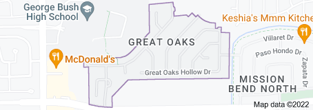 Great Oaks Mission Bend,Texas <br><h3><a href=