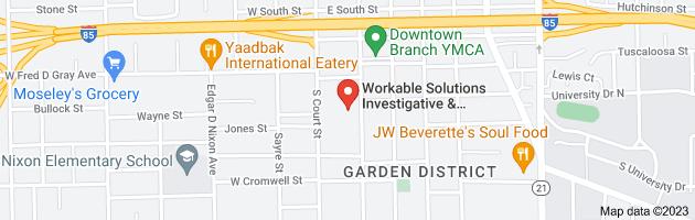 Montgomery, AL private investigators