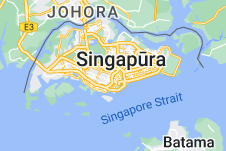 Location of Singapūra