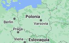 Location of Polonia