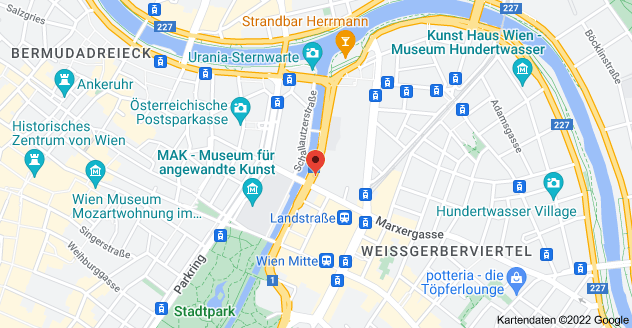 Karte von Vordere Zollamtsstraße 7, 1030 Wien