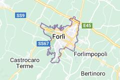 Mappa di: Forlì