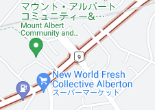 Location of ニュー・ノース・ロード